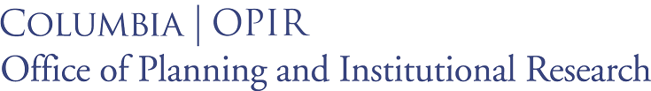 Columbia OPIR logo